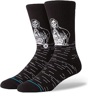 Stance Socks, Calcetines Hombre Stance X Dibujos Camiseta Tirantes Segador Greeter Calcetines