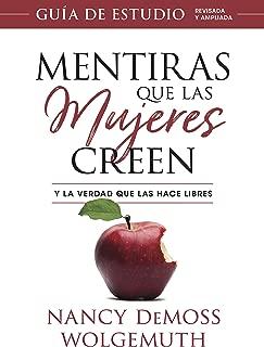 Mentiras que las mujeres creen, Guía de estudio (Spanish Edition)
