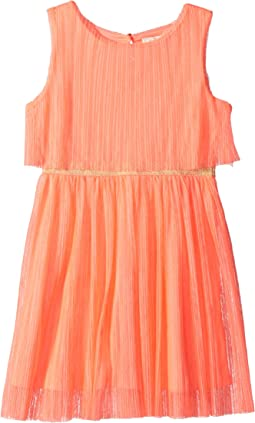 Kate Spade New York Kids Pleated Dress (Little Kids/Big Kids)