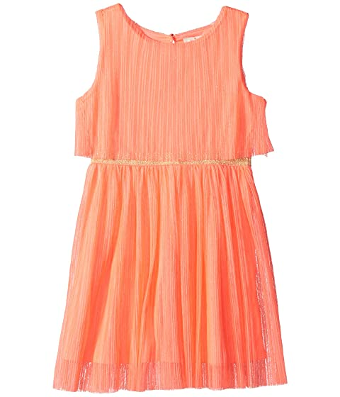 Kate Spade New York Kids Pleated Dress (Little Kids/Big Kids)