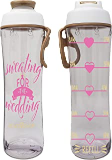 Best personalized plastic water bottles for weddings Reviews