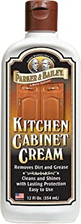 Parker & Bailey Kitchen Cabinet Cream 12 oz. bottle, 12 Ounce, White