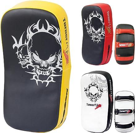 TurnerMAX Thai Kick Boxen Pad Curved Stanzen Muay Thai MMA (Einzelstück) B003M2SR2Q     | Haltbarkeit