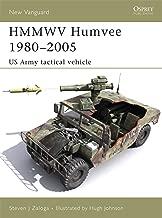 HMMWV Humvee 1980–2005: US Army tactical vehicle (New Vanguard)