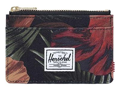 Herschel Supply Co. Oscar RFID (Tropical Hibiscus) Wallet Handbags