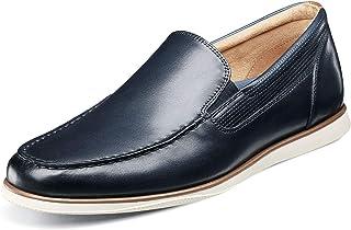 حذاء رجالي من فلورشايم Atlantic Moc Toe حذاء رياضي بدون كعب سهل الارتداء