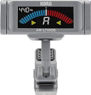 KORG 100時間連続駆動 ベース専用 クリップ式チューナー  AW-LT100B