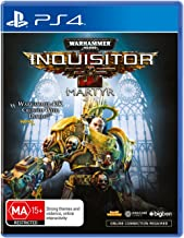 Warhammer 40,000: Inquisitor Martyr  (PlayStation 4)
