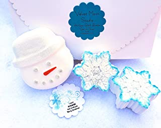 Best snowman snot bath bomb Reviews