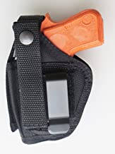 Federal Holsterworks Holster with Magazine Pouch for COBRA CA380 & JIMENEZ JA380 - Belt Loop or Inside Pants