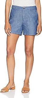 "Amazon Essentials 5"" Inseam Chino Short Mujer"