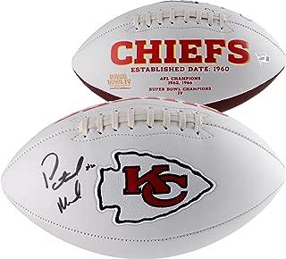 Best kc chiefs autographed football Reviews
