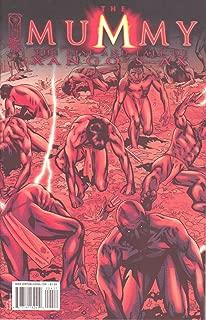The Mummy the Rise & Fall of Xango's Ax No. 4