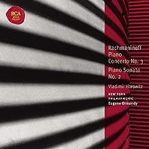 Rachmaninoff Piano Concerto No. 3 & Piano Sonata No. 2: Classic Library Series