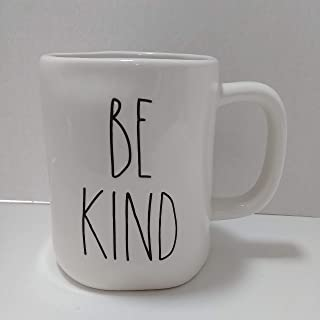 Rae Dunn Be Kind Mug Artisan Collection by Magenta - Stacked Words