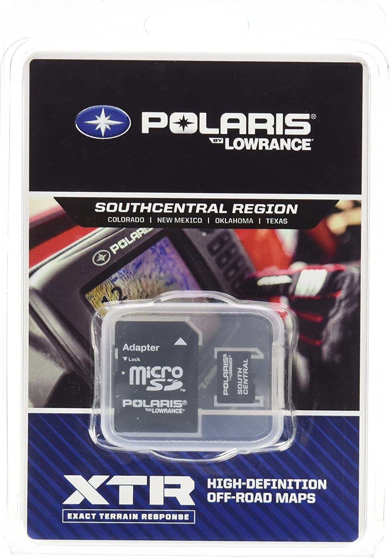 Polaris 2879427 Lowrance XTR GPS HD Map Card