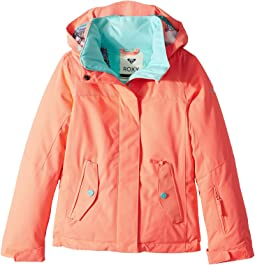 Roxy Kids - Jetty Solid Jacket (Big Kids)