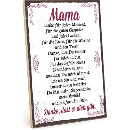 Zum mama geburtstag für gedicht ein Weisheiten zum