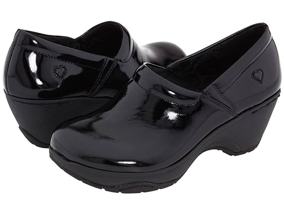 Nurse Mates Bryar (Black Patent) Women