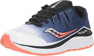 Saucony Boys' Ride Iso Running Shoe