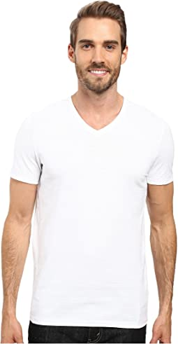 Calvin Klein - Slim-Fit V-Neck T-Shirt