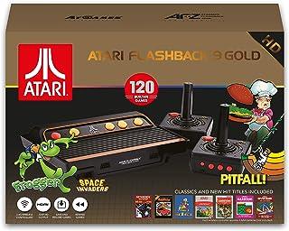 Atari Flashback 9 Gold High Definition Console (120 Games)