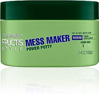 Garnier Fructis Style Power Putty Mess Maker 3.4 oz