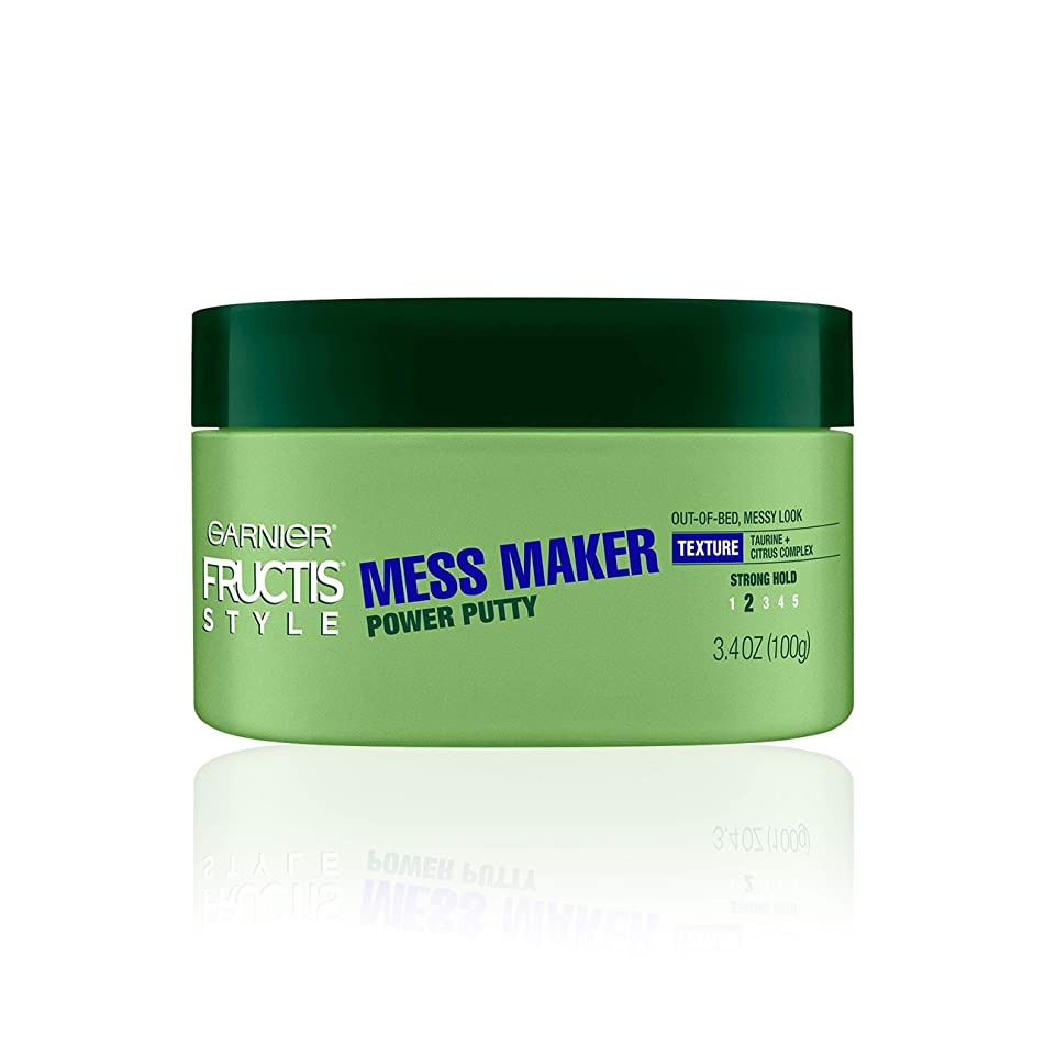 Garnier Fructis Style Power Putty Mess Maker 3.4 oz