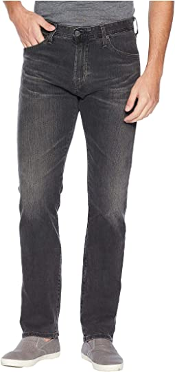 Everett Slim Straight Leg Denim Pants in 6 Years Arcade