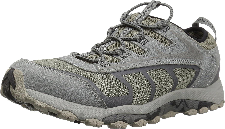 Irish Setter Men's Drifter 2806 Oxford Boot, Grey, 14 2E US