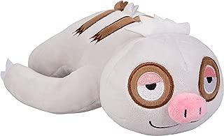 PoKéMoN Wicked Cool Toys Slakoth Plush - The Lazy Sloth Pokemon - 8 Inch