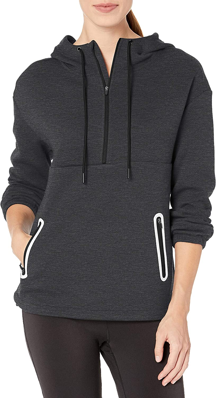 Amazon Essentials Women's Fleece Lined Pullover Anorak Topics on TV Hoodie Max 47% OFF
