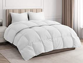 CGK Unlimited Comforter Duvet Insert – Warm, Lightweight & Breathable King Size Down Alternative Set – Hotel Quality Bedding - Dust & Spore-Resistant Fibers Ideal for Allergies - Lightweight Duvet