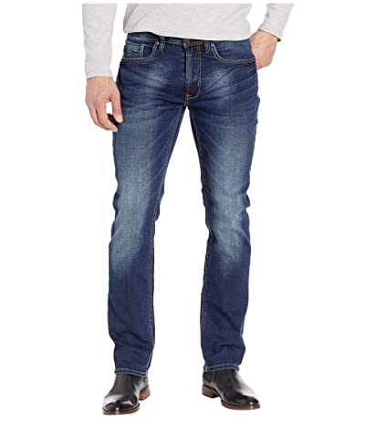 Buffalo David Bitton Ash X Slim Fit Jeans in Authentic Worn (Authentic & Worn) Men