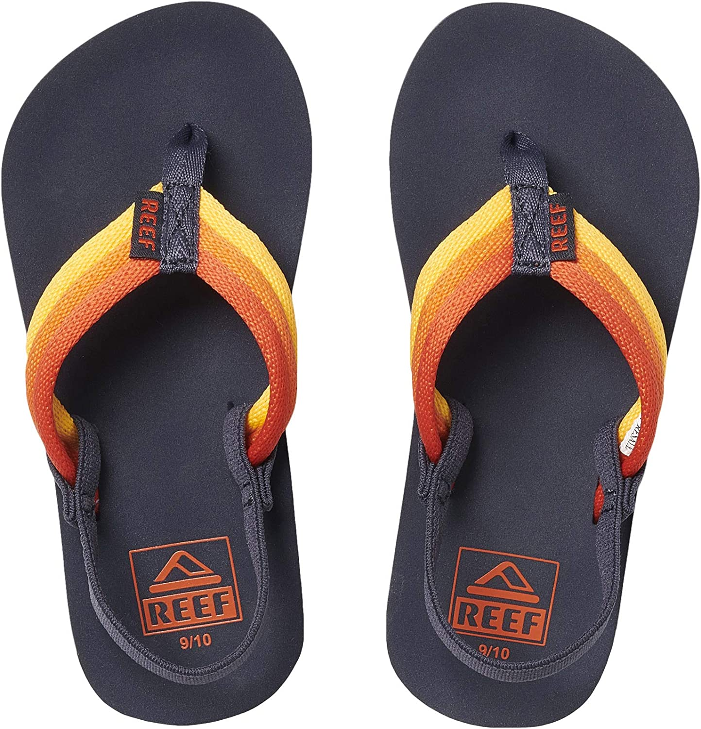 Reef Unisex-Child Little Ahi Sandal