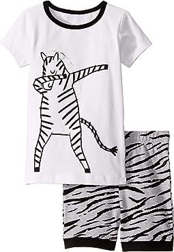 Dabbing Zebra