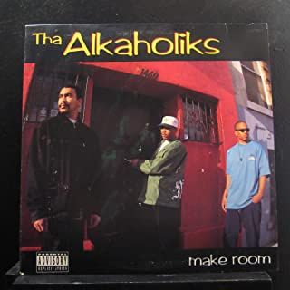 Tha Alkaholiks - Make Room / Last Call - Lp Vinyl Record
