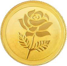 Malabar Gold & Diamonds 22k (916) 8 gm Yellow Gold Coin