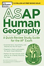 Best ap human geography study guide book Reviews