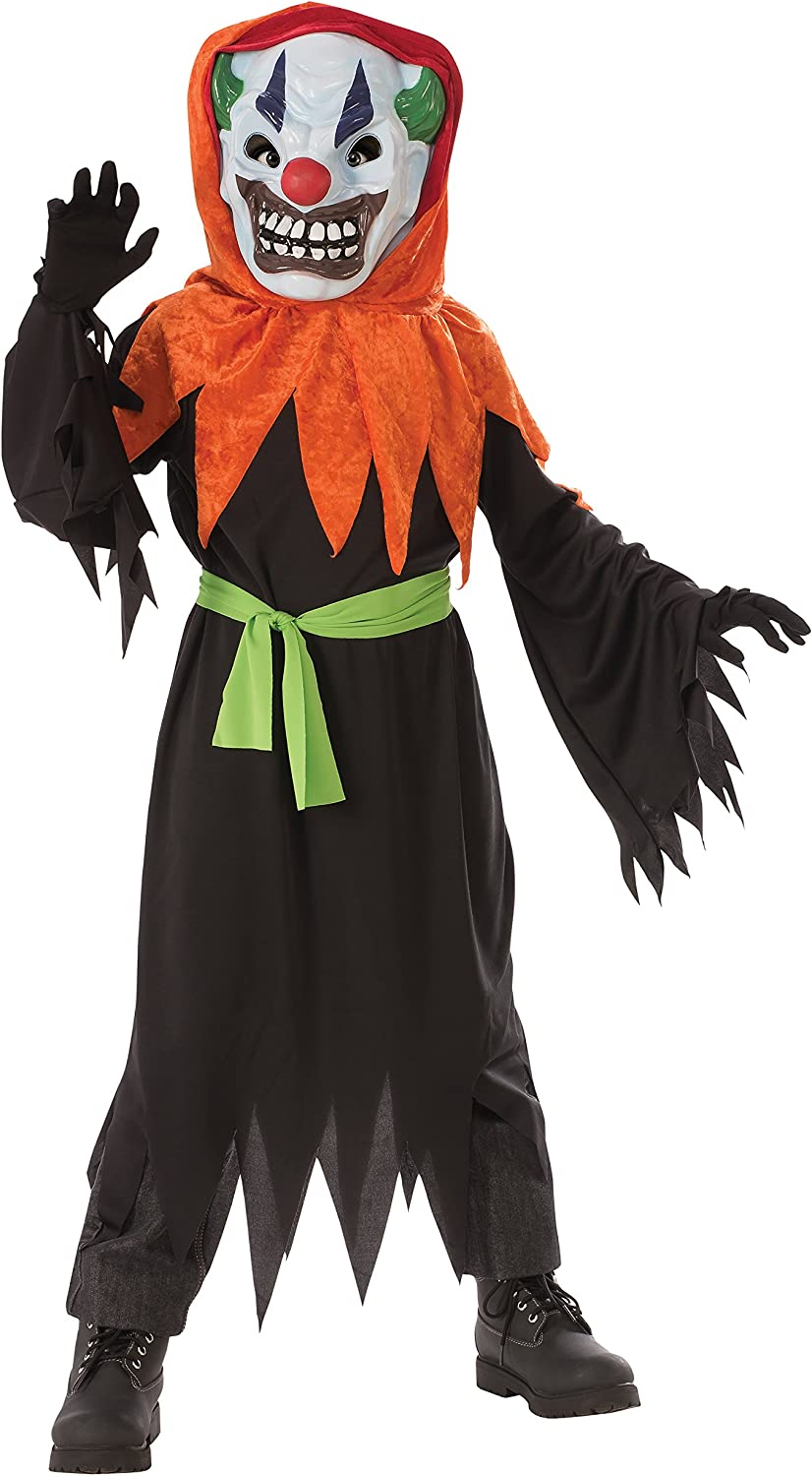 Rubie's Costume Co Crazy Clown Costume, Medium