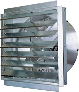 MaxxAir IF24UPS IF24 Powerful Industrial Exhaust Fan, 24-Inch