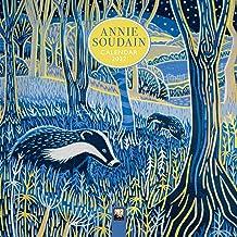 Annie Soudain Mini Wall calendar 2022 (Art Calendar)