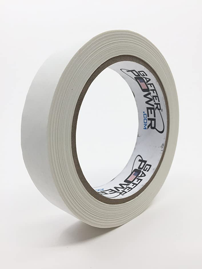 Labeling Tape - Clean Removable Console Tape | Adhesive Tape for Light Control Board, DJ Mixing Board, Audio Mixer, Arts and Crafts, Office Products, Ink Pens and Markers | Tons of Uses - 1