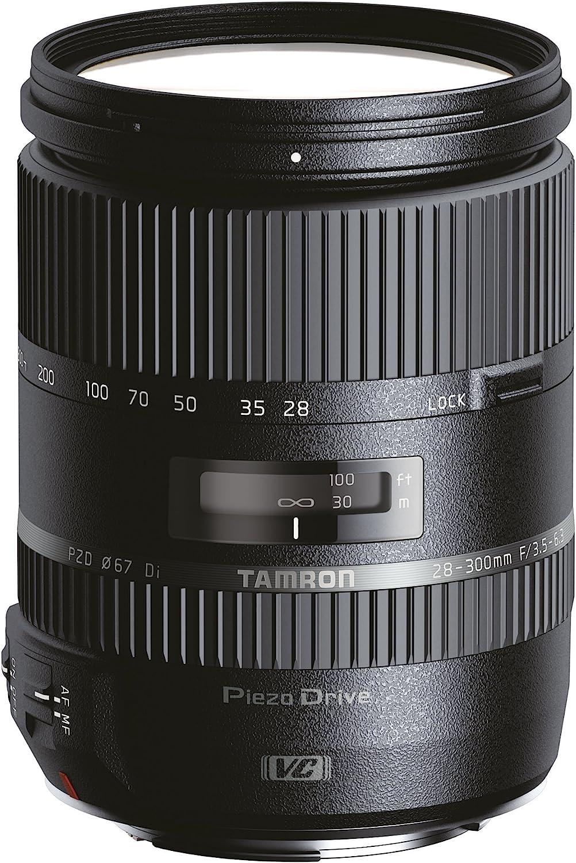 Tamron 28 300 Mm F 3 5 6 3 Di Vc Pzd Objektiv Für Nikon Elektronik