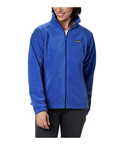 Columbia Benton Springstm Full Zip (Lapis Blue) Women