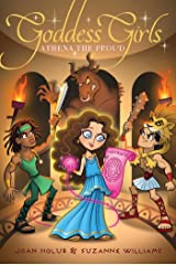 Athena the Proud (Goddess Girls Book 13) Kindle Edition