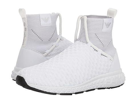 Sneaker Emporio Knit Armani3d Sneaker Emporio Armani3d Knit q4jc5ARL3
