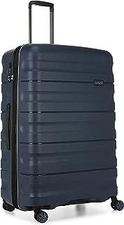 Antler 4227114015 Juno 2 4W Large Roller Case Suitcases (Hardside), Navy, 81 cm