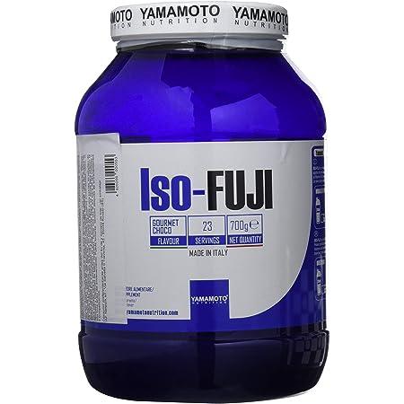 Yamamoto Nutrition Iso-FUJI® proteine del siero di latte isolate ultrafiltrate - 700 g gusto Cioccolato
