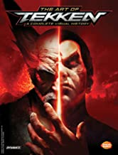 the art of tekken a complete visual history